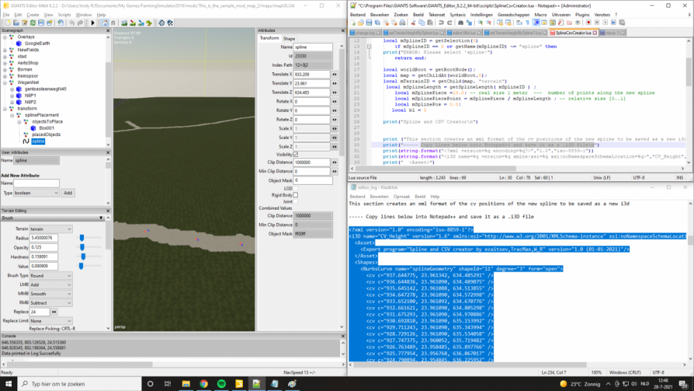 copy and then save as spline.i3d where.png